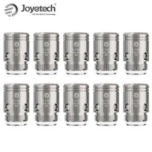 Image 1 - Оригинальная Головка Катушки Joyetech EX 0,5 Ом/1,2 Ом для превышения D22 D19, испаритель с емкостью Exceed Air plus, электронная сигарета, катушка для вейпа