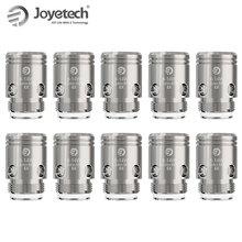 Oryginalna głowica cewki Joyetech EX 0 5ohm 1 2ohm dla przekroczenia D22 D19 przekracza powietrze przekracza powietrze plus atomizer zbiornika e-cig spirala grzejna tanie tanio Joyetech EX Coil Head Joyetech EXceed D22 Tank DS NC