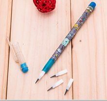 About 10 pieces core Replaceable Pencil Pens, Pencils & Writing Supplies Z8024(China)