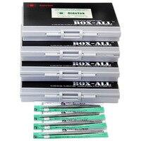 AideTek поверхностного монтажа 0603 1% E96 Резистор Комплект 492x100 шт. ROHS распространяется в 4 BOX все этикетки Пластиковые боковая часть R06E96100
