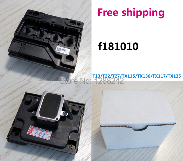 T13/T22/T27/TX115/TX130 Printer Head Compatible for epson Printer Head TX135 TX117