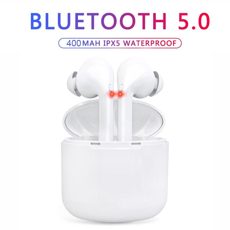 I9X Wireless Bluetooth Earphone Sport Headphones Handsfree Earbud Hifi Headset Earphone for Phone VS TWS i10/i12/i7s/i9s/i14/i30