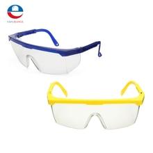 Защитный Очки синий и белый Цвет Защитные очки Защита глаз Для обеспечения безопасности труда