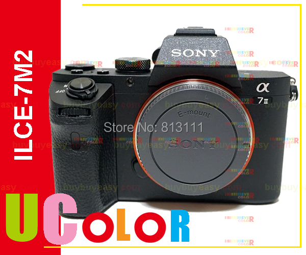 sony ilce 7m2 a7 mk ii full frame digital camera body onlyhong