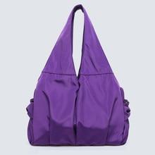 Delle donne delle borse di marca famosa 2020 delle Donne di nylon Borse 6 colori sacchetti di Spalla impermeabile borsa da viaggio Ad Alta capacità