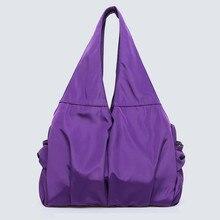 Womens handbags famous brand 2020 nylon Womens Handbags 6 colors Shoulder bags waterproof travel bag High capacity