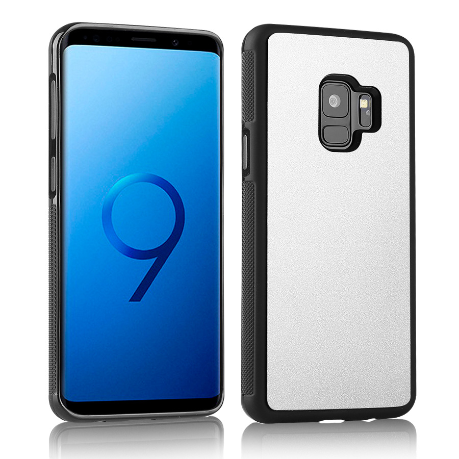 for samsung galaxy note9 anti gravity case matte nano suction sticky selfie plain droproof phone cases in Fitted Cases from Cellphones Telecommunications