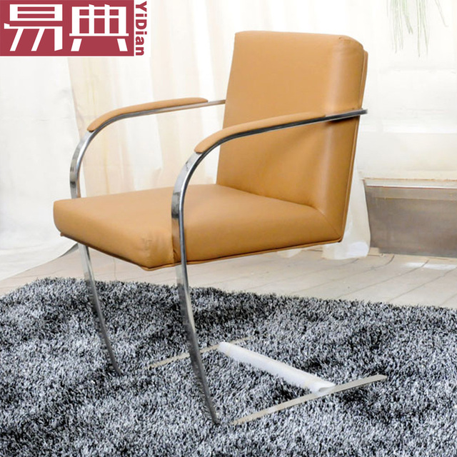 Bruno ( flat tube ) parlor chairs office chairs reception chairs chairs casual fashion designer furniture & Bruno ( flat tube ) parlor chairs office chairs reception chairs ...