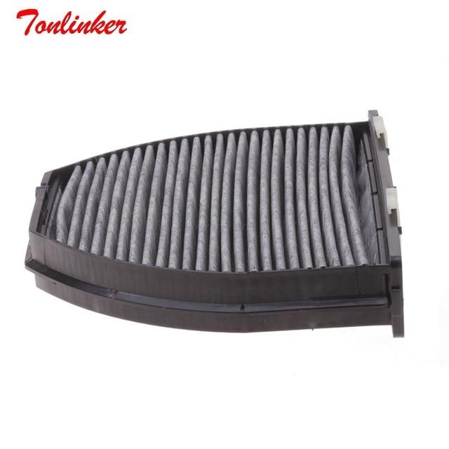 Cabine Filter Voor Mercedes Benz Cls C218 X218 250 350 500 CLS63 2011 2012 2013 2014 2015 16 17 2018 model Filter Auto Accessoires