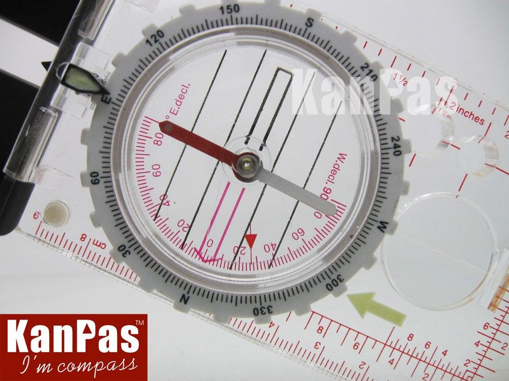 Lenstic Карманный компас с инклинометр