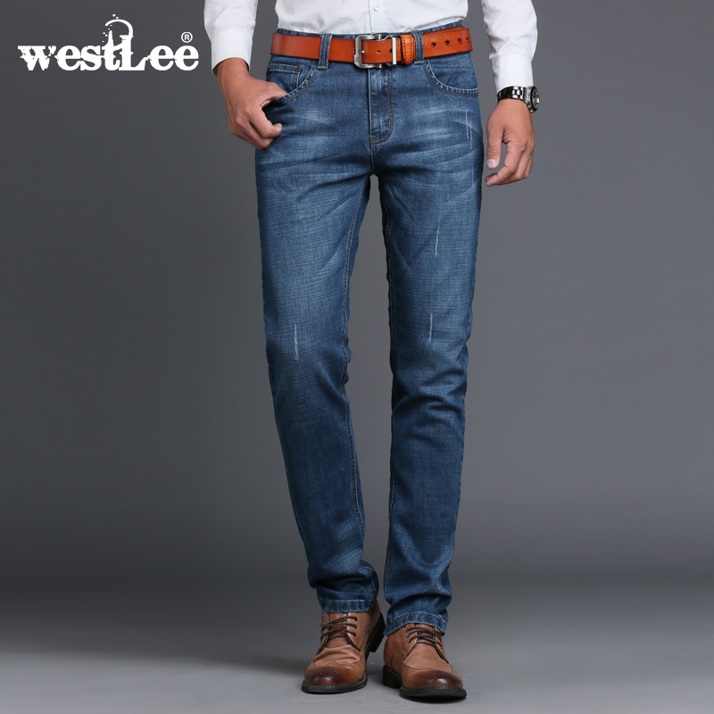 Online Get Cheap Straight Leg Denim Jeans -Aliexpress.com
