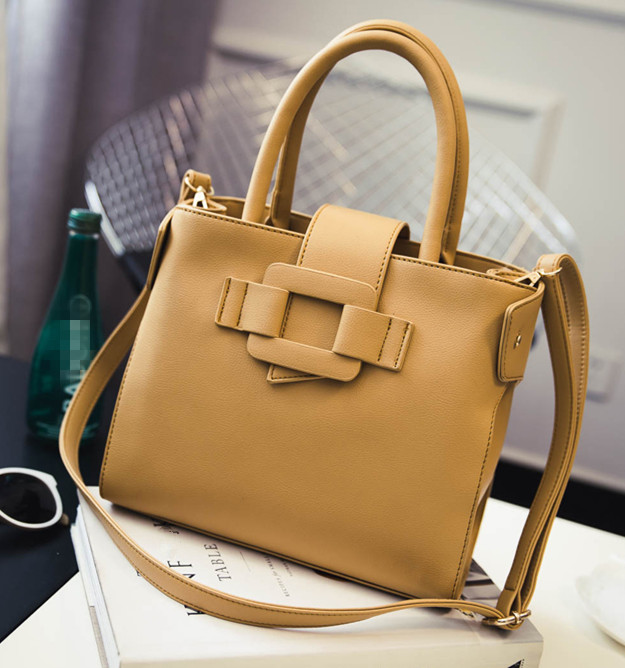 Beautiful And Stylish Pu Leather Handbag Por Shoulder Bags Classic Women Purse New Fashion Quality Working In Top Handle From