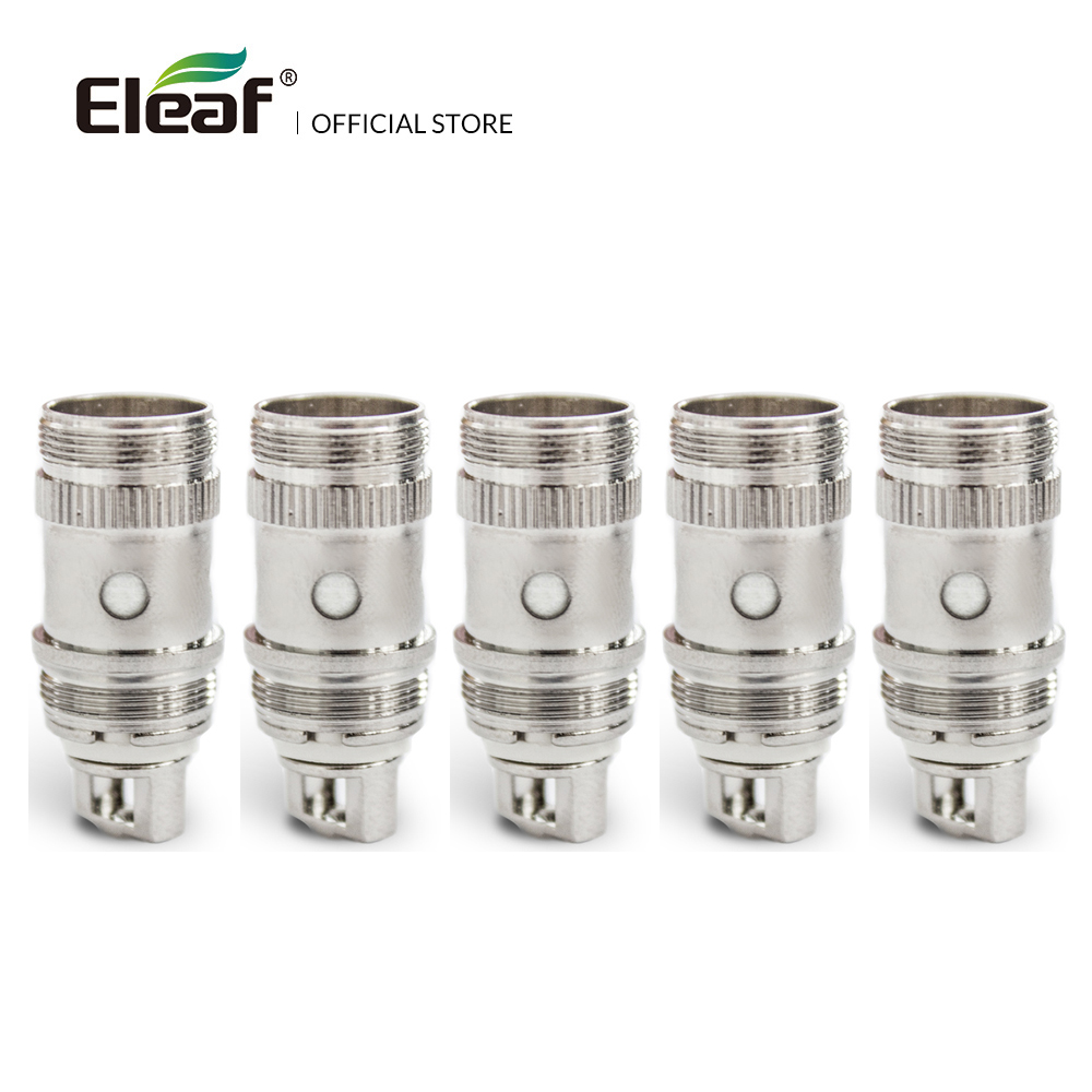 5/10 PCS Original Eleaf EC Head 0.3ohm/0.5ohm Coil For iJust 2/iJust S/Melo 3 Atomizer iJust2 EC Head Electronic Cigarette