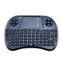 Hot Selling Rii Mini I8 Wireless 2 4G Keyboard With Touchpad Gaming Air Fly Mouse For