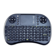 Hot Selling Rii Mini i8 Wireless 2.4G Keyboard with Touchpad Gaming Air Fly Mouse For Smart TV Box PS3 XBox Laptop PC iPad
