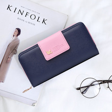 Women Wallets Long Phone Pocket Coin Purse Lady Big Capacity Clutch Bag Credit Card Holder Brand Leather Zipper Wallet
