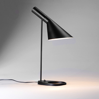 American Retro Lamp Scandinavian Home Modern Minimalist Creative Lamp Baghouse Style Office Lamp Bedside Table Lamp
