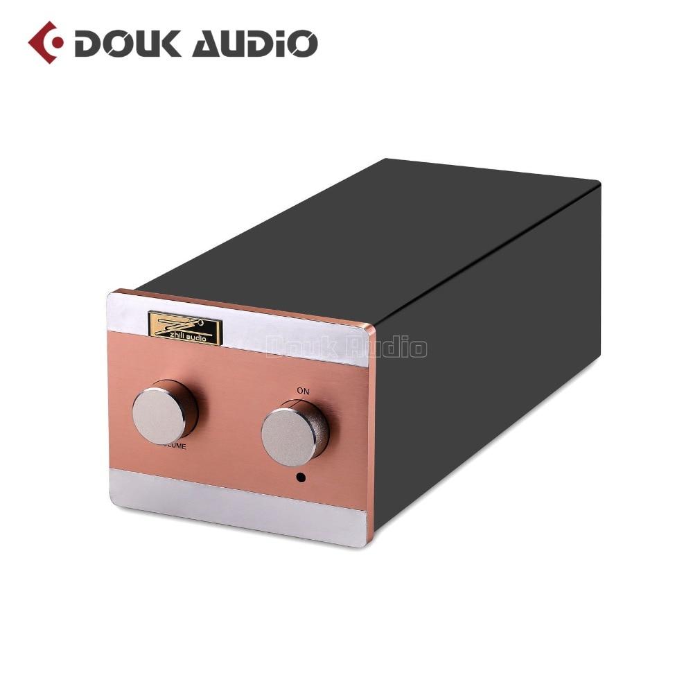 Douk Audio EAR834 MM (Aimant Mobile)/MC (Bobine Mobile) RIAA Phono Préamplificateur HiFi Platine Pré-Amp PHONOBOX DU