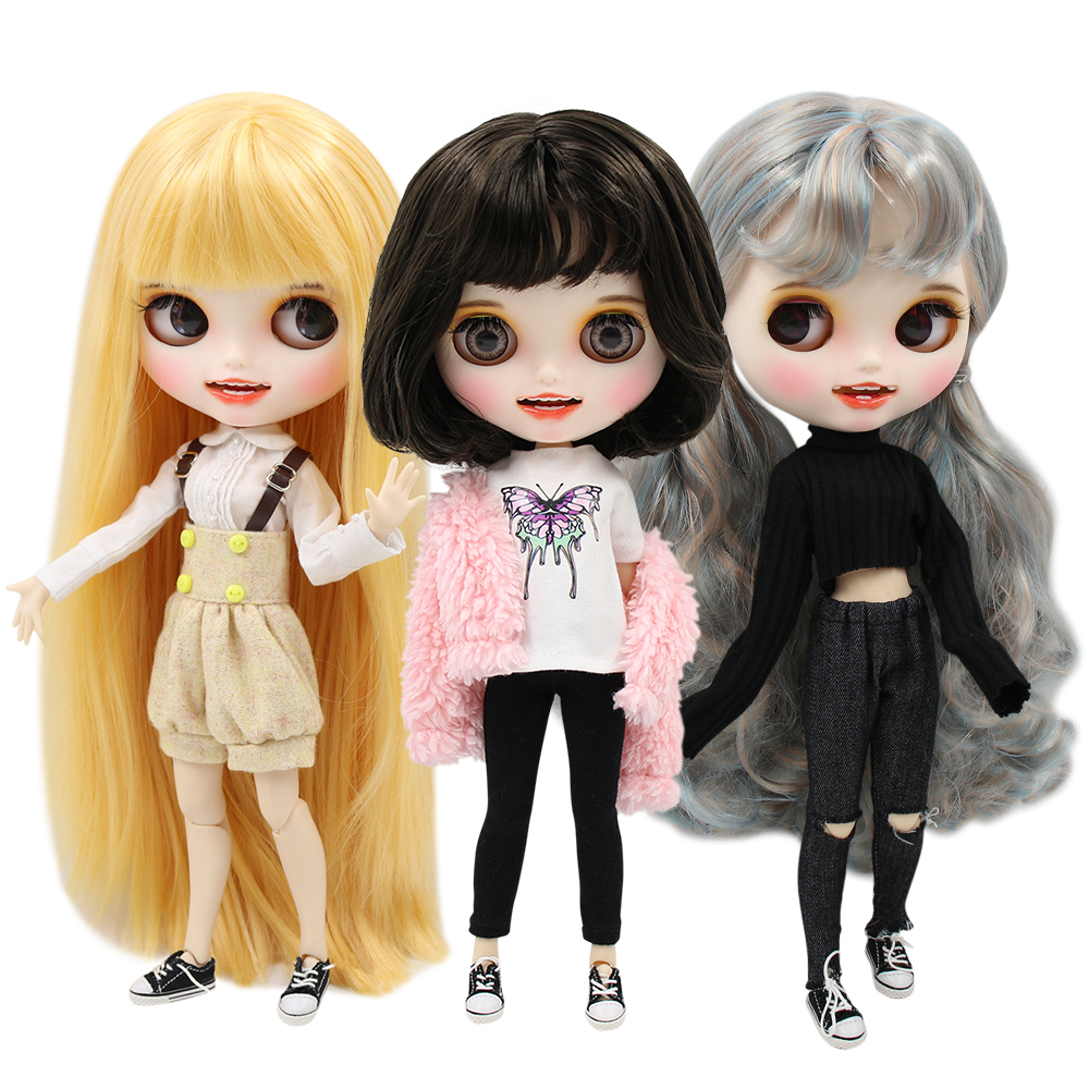 """One Pair of  Boots  For 12/"""" Blythe Azone Body Doll Factory Nude Doll"""