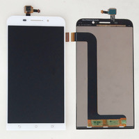 White LCD Display Glass Touch Screen Digitizer Assembly For Asus ZenFone Max ZC550KL NEW