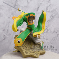 Card Captor Sakura Li Syaoran 1/7 Scale PVC Figure Collectible Model Toy 28cm