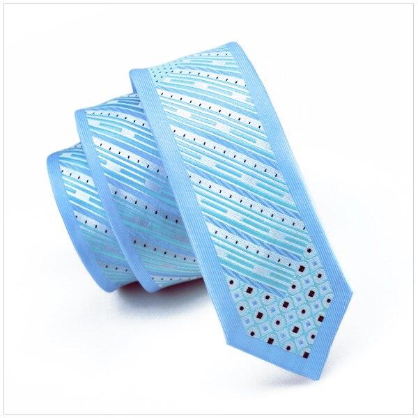 Begeistert Blauen Rand Grün Striped Black Dot Schlank Dünne Schmale Krawatte Gravata 2018 Mode Seide Krawatten Für Männer 6 Cm Breite Hochzeitskleid E-105