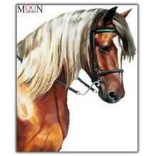 Набор для алмазной вышивки «Лошадь»