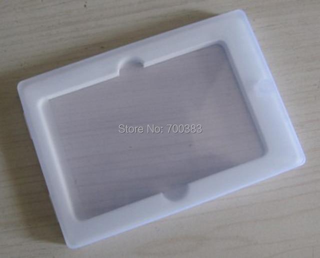 5 pcs rectangular usb box with window pp packaging transparent 5 pcs rectangular usb box with window pp packaging transparent business card u disk box size reheart Gallery
