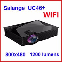 Salange uc46 led projector