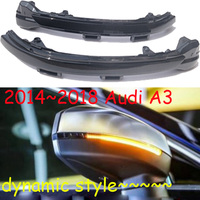 dynamic style LED,2014~2018 A3 mirror Light,s3,r3,A3 daytime light,A3 headlight,A4,A5,A8,Q3,Q5,Q7,S3 S4 S5 S6,A3 review light
