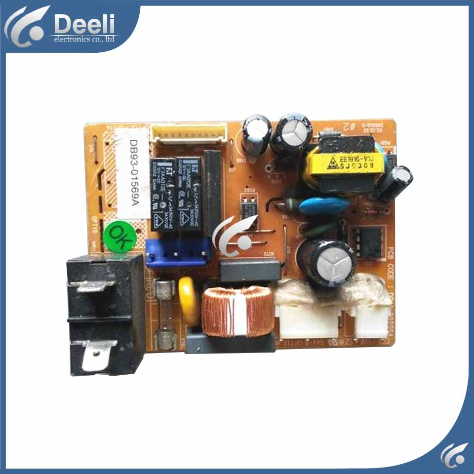 good working for air conditioning board computer board DB93-01569E-pb DB41-00090A control board used цена и фото