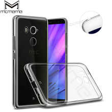 MCMEME Transparent Case For HTC U11 Plus Case Ultra-thin Soft Silicone Clear TPU Back Cover For HTC U11 Plus Protective Case Bag стоимость