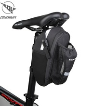 Bicycle Saddle Bag Bike Accessories Bottle Mount Cycling Rear Seat Tail For  hot sell Bisiklet Aksesuar