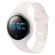 E07 Спорт Здоровье Браслет для iphone 6s plus IOS Android Huawei Meizu Vivo IP67 Водонепроницаемый Facebook Whatsapp G-sensor GPS Трек