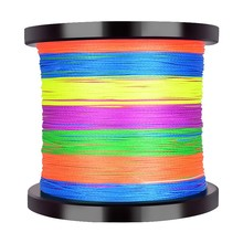 HuntHouse 1000m 80lb fishing braided line 9 8 4 stands PE braided line fishing line bass muskies predator