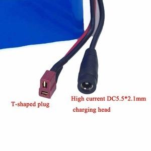 Image 4 - Liitokala 36 V 30AH bateria litowa 36 v 30000 mAh 18650 baterie pack dla rower elektryczny z 42 v 30A ochrona BMS