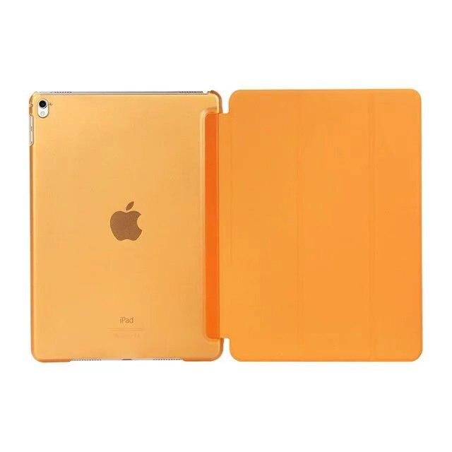 Orange Ipad pro cover 5c649ed9e5107