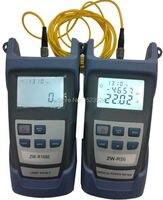 Fiber Optik Multimetre-50 ~ + 26dBm El Fiber Optik Güç Ölçer + Fiber Optik Işık Kaynağı 1310/ 1550nm