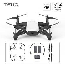 DJI Tello Drone Ryze мини игрушка, Дрон, камера DJI Drone с кодированием, образование, 720P, HD трансmission квадрокоптера, FPV пульт дистанционного управления