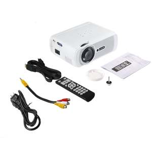 Video-Projector TV Theater Office Home Cinema LESHP Portable 1080P LED LM HD Multi-Media