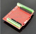 2pcs/lot Proto Screw Shield Assembled For Arduino Terminal Prototype Expansion Board