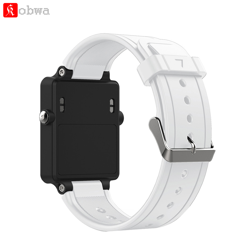 New Replacement Wristband Silicone Bracelet Watch Strap Band For Garmin Vivoactive Acetate Sports Watch Watchbands Fashion Color