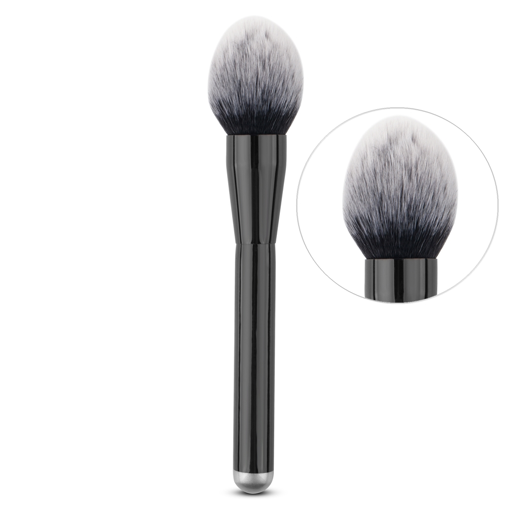 Flame Top Makeup Brush Foundation Powder Blush Blusher Blending Concealer Contour Highligh Highlighter Face Beauty Make Up Tool flame trees of thika