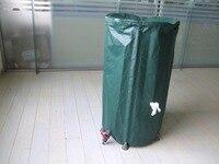 Balde de água compressível 750l (d1000mm x h1000mm)  balde de água dobrável para áreas externas  tanque de água dobrável e bunda de pvc