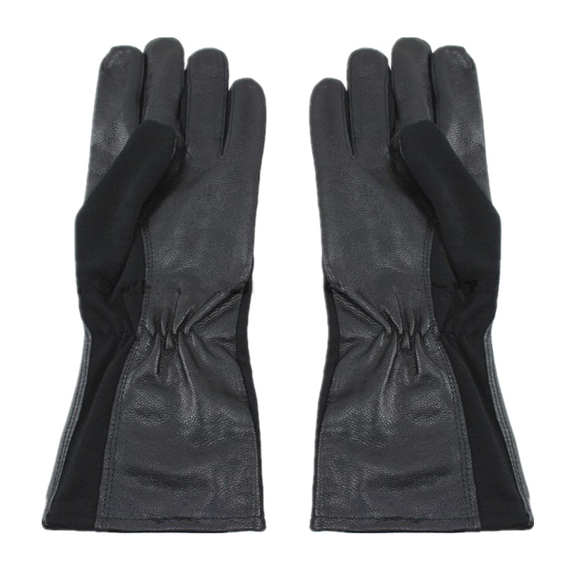 Gants tactiques militaires gants tactiques de sport en cuir de cyclisme gants tactiques de pilote de style Nomex (OD vert BK)Gants tactiques militaires gants tactiques de sport en cuir de cyclisme gants tactiques de pilote de style Nomex (OD vert BK)