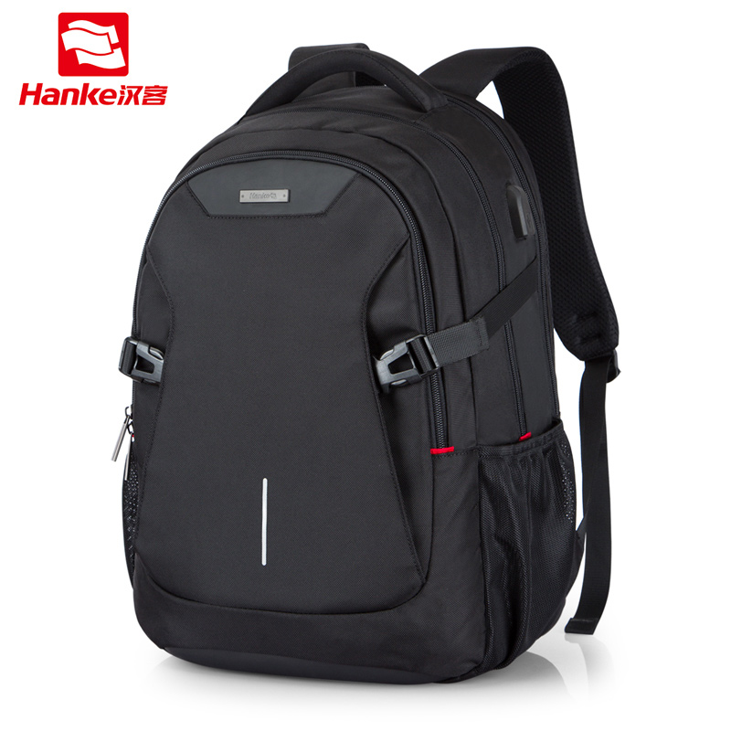 Unisex Women Men Laptop Backpack Business Travel Bag Boys Girls School Bag Large Capacity USB Port