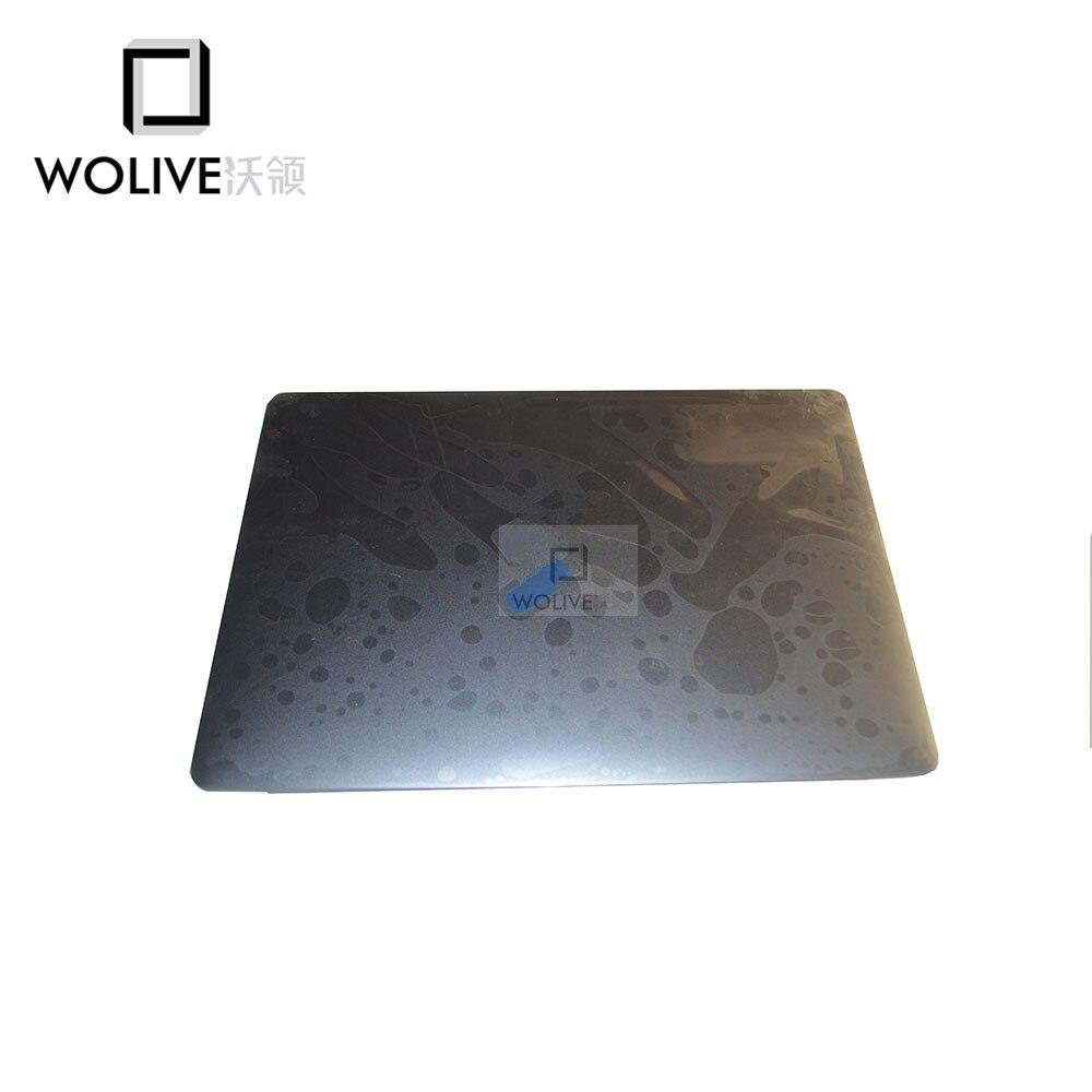 Оригинальный Новый ЖК-дисплей в сборе для MacBook Pro Retina 15.4 дюйма A1707 2016 2017 Дисплей экран сборки серый цвет