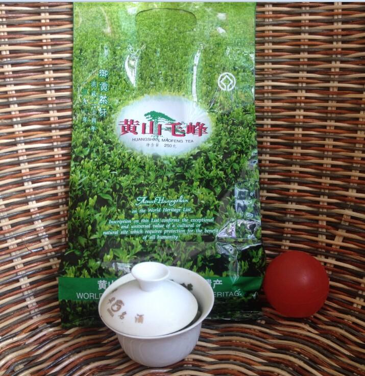 Чай зеленый для потери веса Maofeng фото
