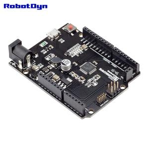 Image 4 - SAMD21 M0. 32 bit procesor arm cortex M0 rdzenia. Kompatybilny z Arduino Zero, Arduino M0. Formularz R3.
