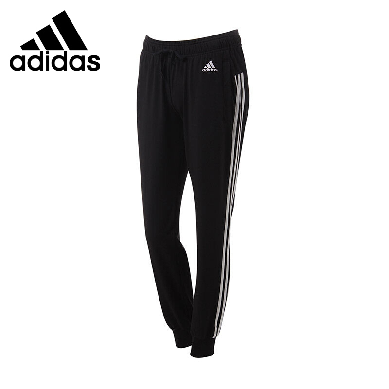 Original New Arrival 2017 Adidas Performance ESS 3S SJ PT CH Women's Pants Sportswear adidas original new arrival official women s tight elastic waist full length pants sportswear bj8360
